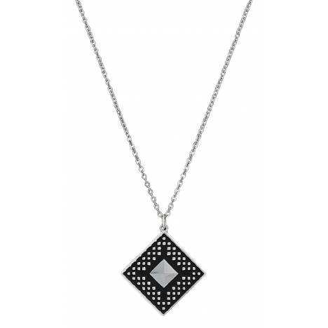 Montana Silversmiths CrossCut Sky Diamond Necklace