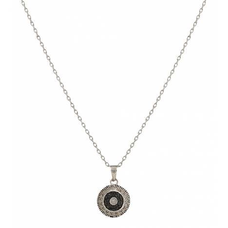 Montana Silversmiths Evening Bull's Eye Necklace