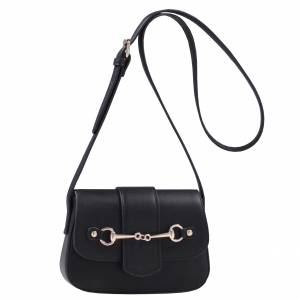 Cross Body Purse with Snaffle Bit