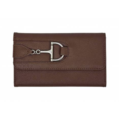 Ladies Snaffle Bit Wallet