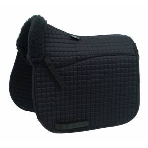 Shires Half Lined Dressage Saddle Pad