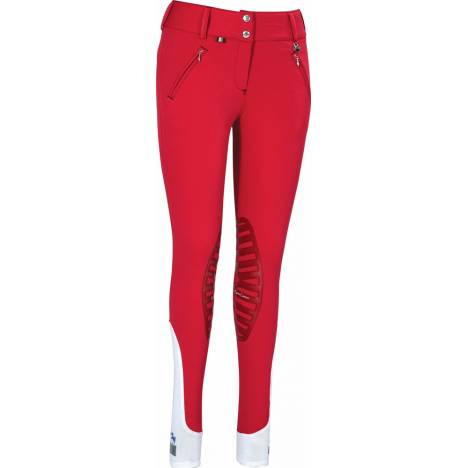 Equine Couture Beatta Knee Patch Breeches - Ladies