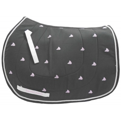 Equine Couture Boat Pony Saddle Pad