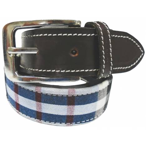 Equine Couture Ladies Macey Leather Belt