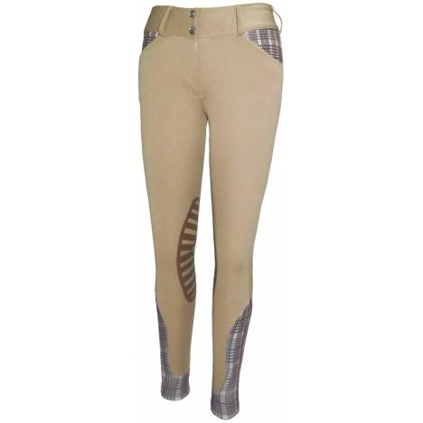 Equine Couture Ladies Baker Pro Knee Patch Breech
