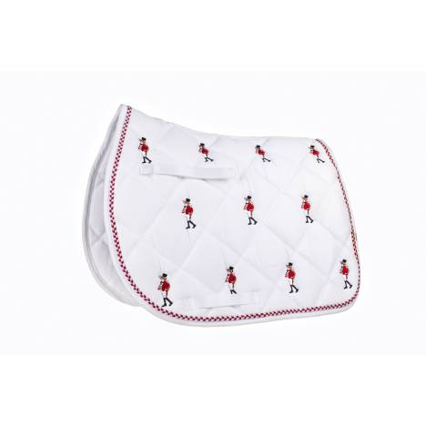 Lettia Embroidered All Purpose Pad - Snooty Fox