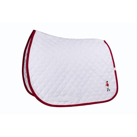 Lettia Embroidered Baby Pad - Snooty Fox