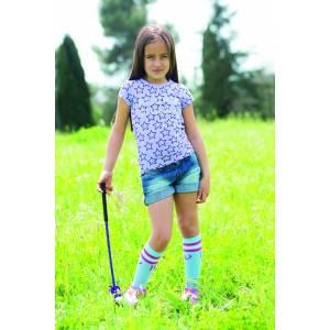 Horseware Girls Stars Print Novelty Tee