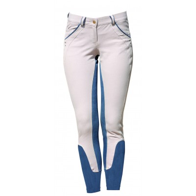 Horseware Ltd. Edition Denim Breeches - Ladies