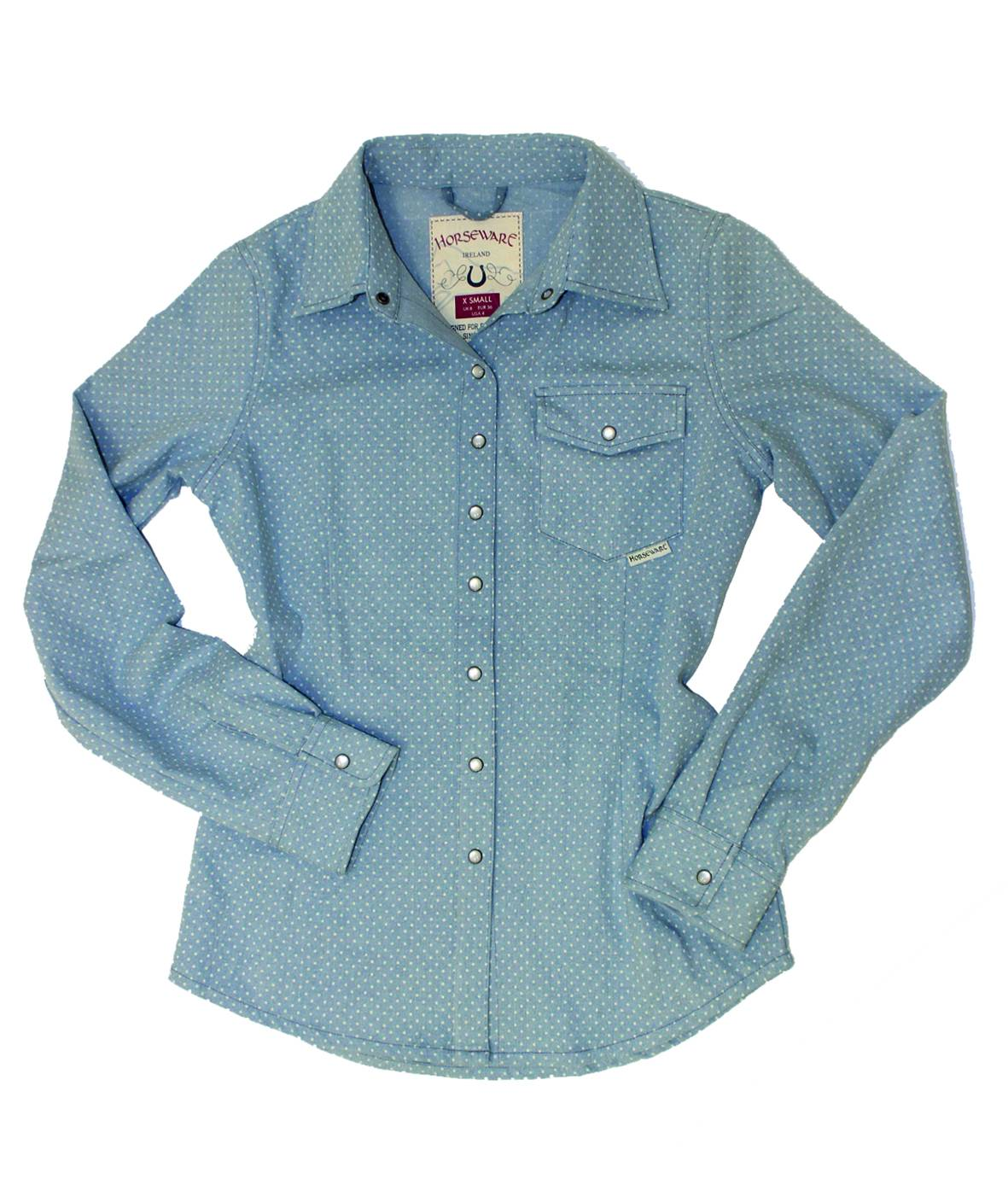 Horseware Nola Chambray Shirt