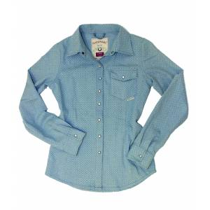 Horseware Nola Chambray Shirt - Ladies