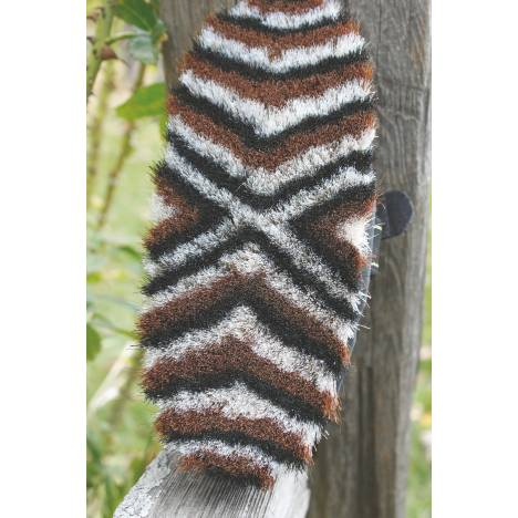 Tail Tamer Large Horsehair-Poly Blend Brush