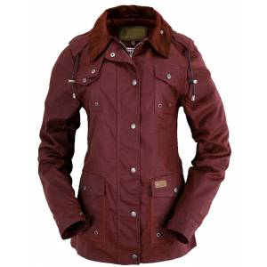 Outback Trading Jill-A-Roo Jacket- Ladies
