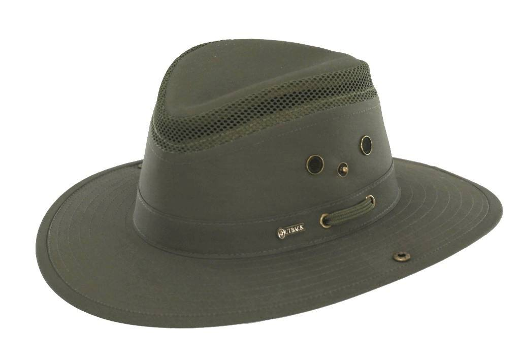 23184947e067c Outback Trading Mariner UPF Waterproof Hat- Men s