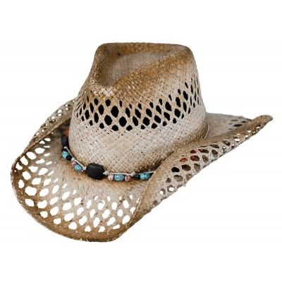 Outback Trading Mesquite Straw Hat- Ladies