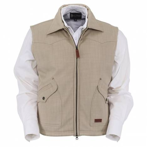 Outback Trading Men's Theo Softshell Vest
