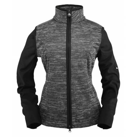 Outback Trading Heather Softshell Vest- Ladies