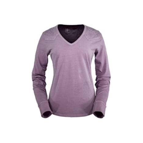 Outback Trading Ladies' Tulle Tee