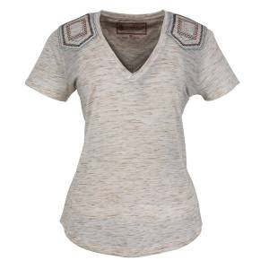 Outback Trading Ladies' Western Saddle Tee