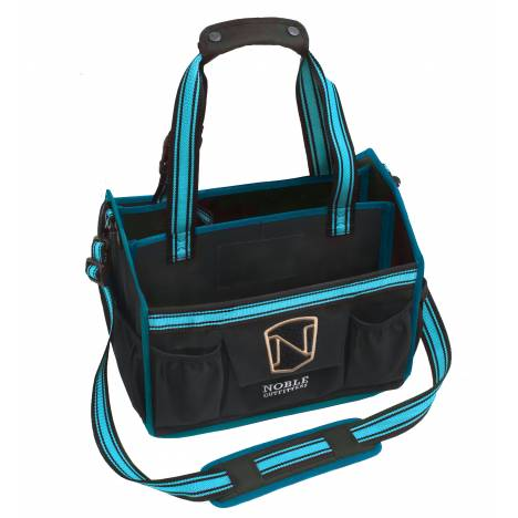 Noble Outfitters EQUINESSENTIAL Grooming Tote - Deep Turquoise