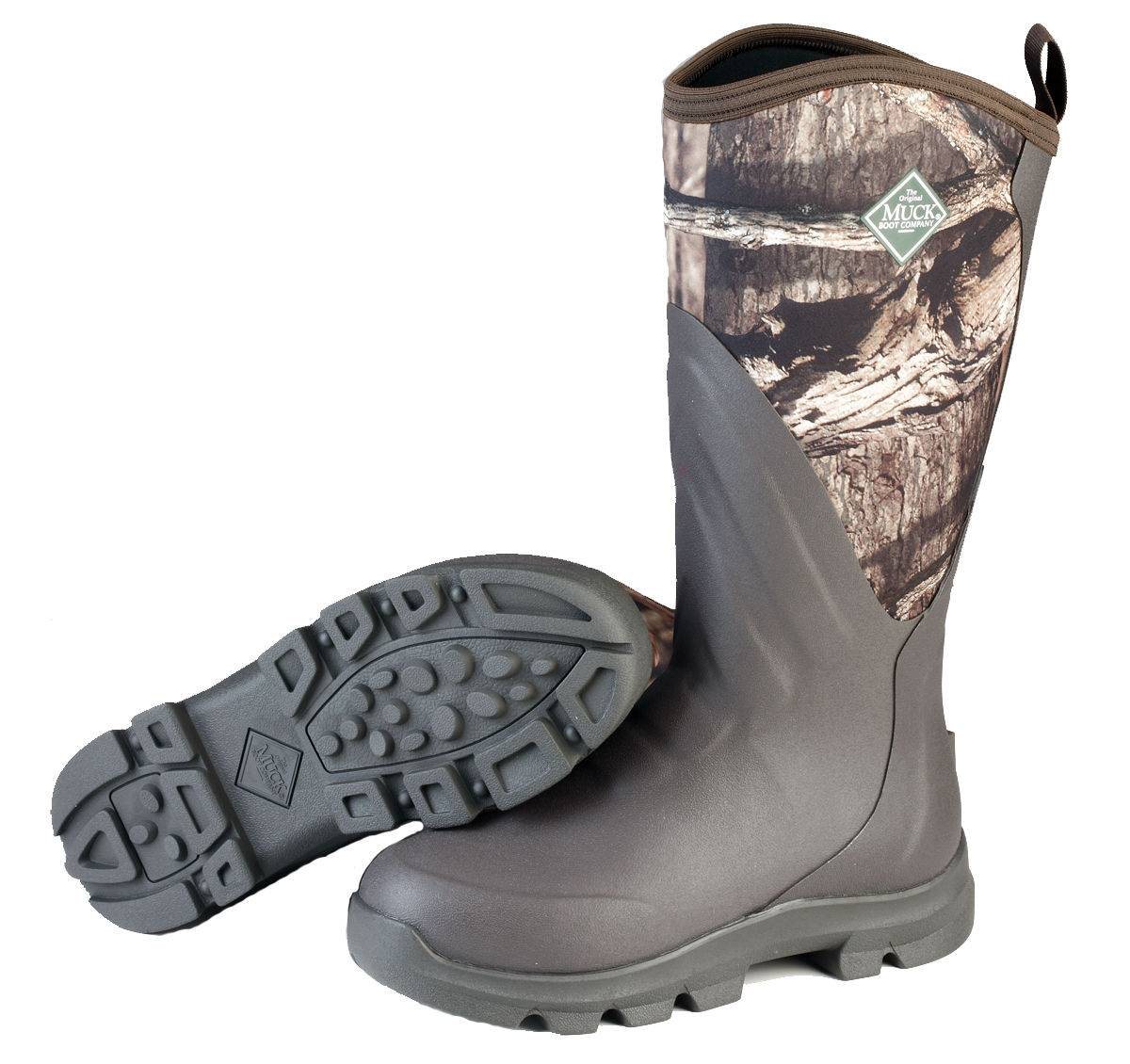 Muck Boots Woody Grit - Mens - Brown/Infinity