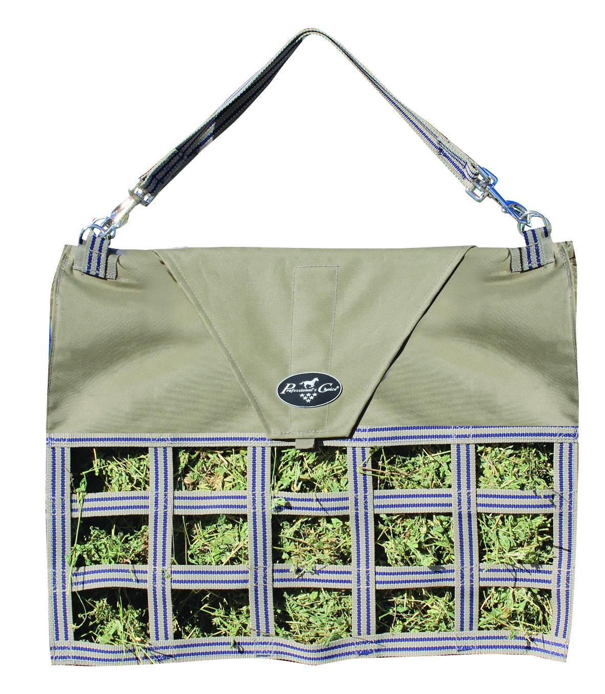 Professionals Choice Med Feed Hay Bag - Multi