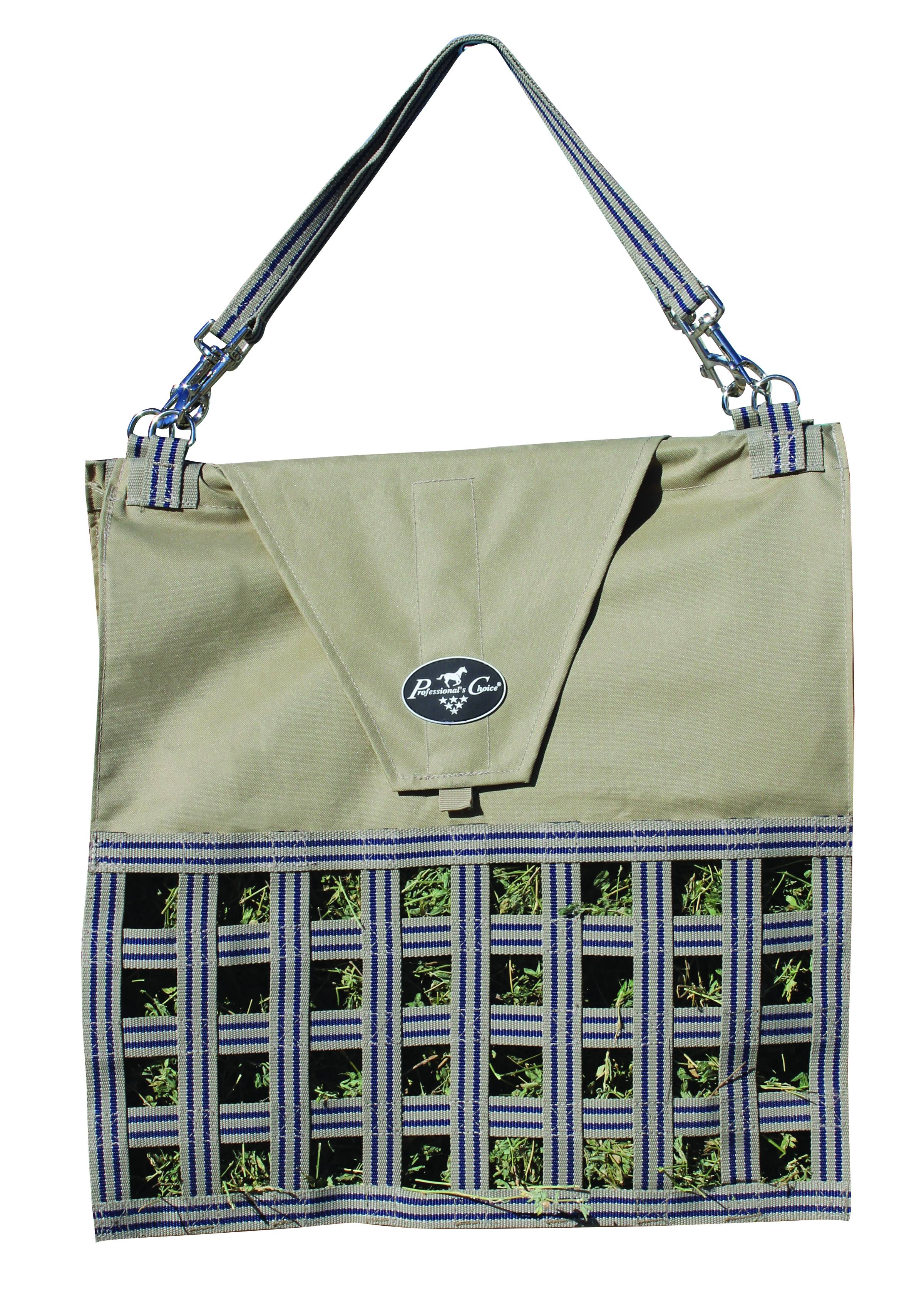 Professionals Choice Slow Feed Hay Bag - Multi