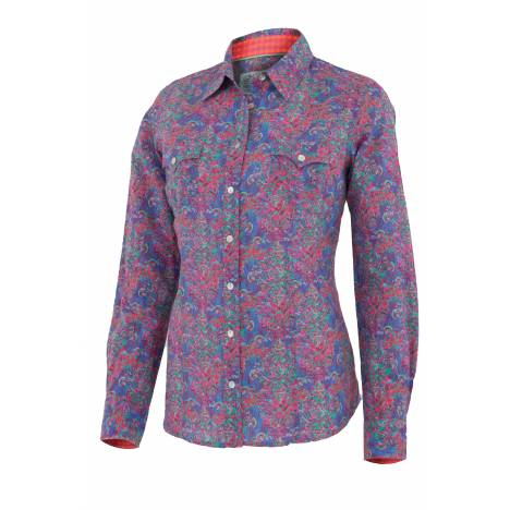 Noble Outfitters Countryside Print Shirt - Ladies