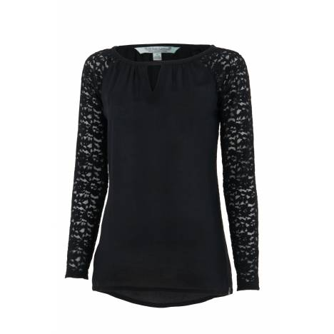 Noble Outfitters Gypsy Lace Shirt - Ladies