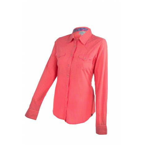 Noble Outfitters Western Gingham Shirt - Ladies