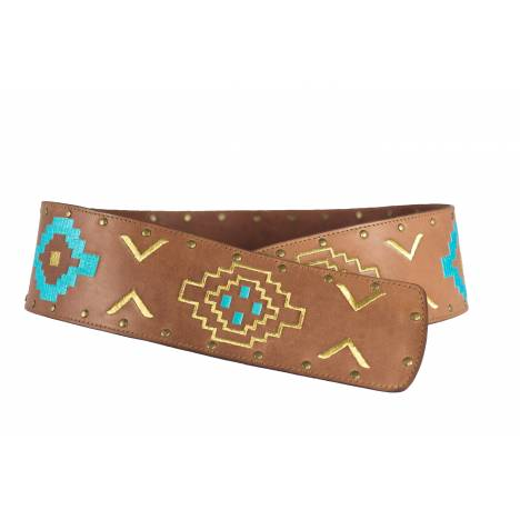 Noble Outfitters Aztec Wrap Belt - Ladies