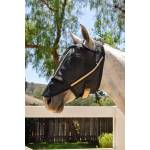 Noble Outfitters Guardsman Fly Mask - No Ear