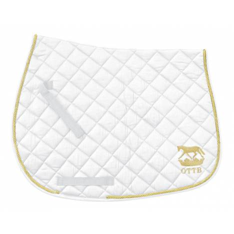 OTTB Crown Dressage Saddle Pad