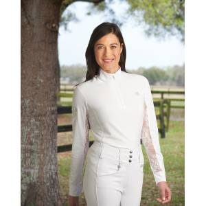 Romfh Lace Show Shirt-Ladies