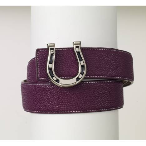 Ovation Horseshoe Belt-Ladies