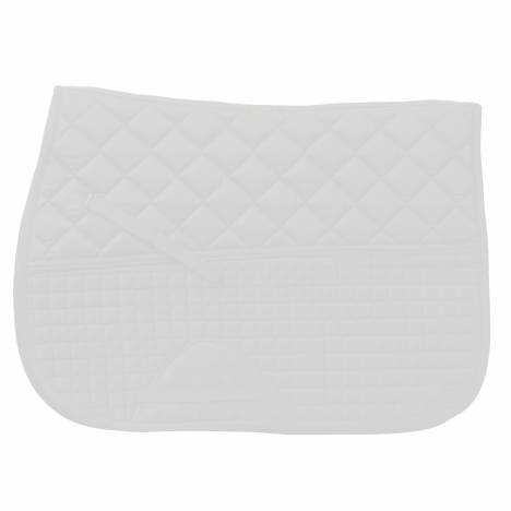 Ovation Double Back Fleece Quilted Dressage Pad