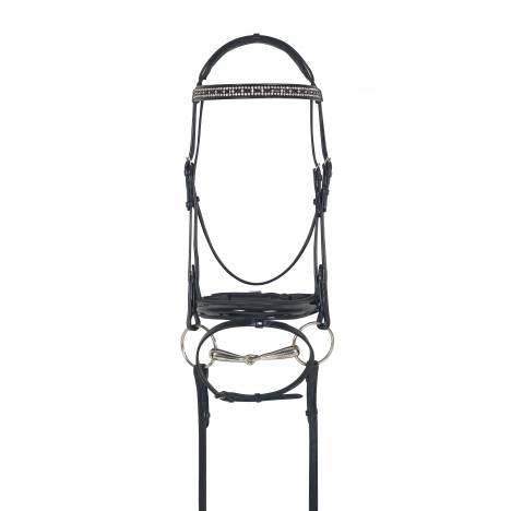 Ovation Europa Onyx Crank Flash Bridle