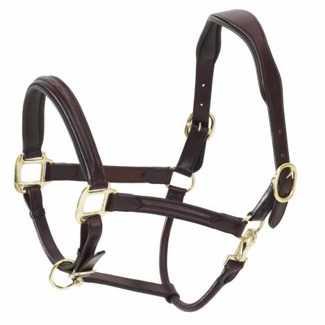 Ovation ATS Fancy Stitch Raised Padded Halter