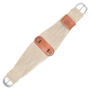Classic Equine 31 Mohair Roper Cinch-Natural