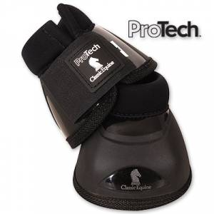 Classic Equine Pro Tech No Turn Bell Boot