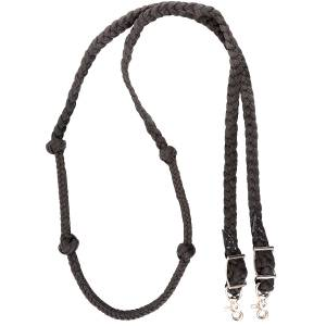 Martin Braided Nylon Barrel Rein- 1