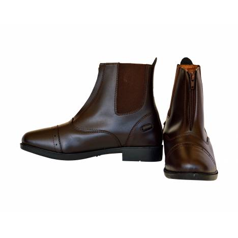 Treadstone Novice Hunter Zip Paddock Boots - Ladies