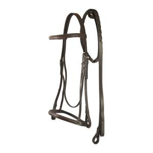 Treadstone Windeck Raised Fancy Stitched Bridle