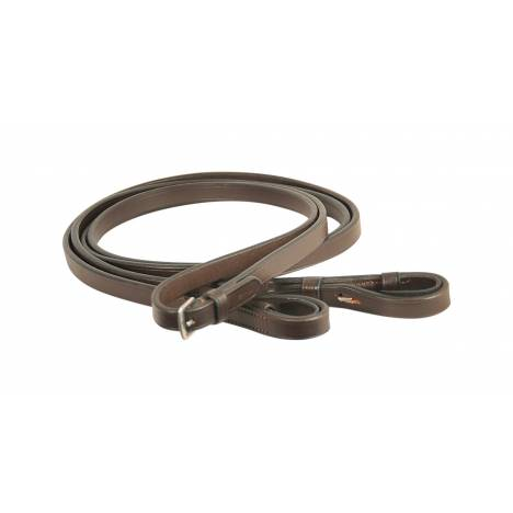 "Treadstone Windeck Plain 1/2"" Leather Reins"