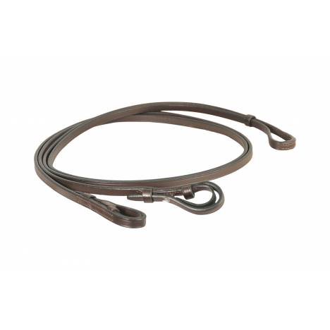 Treadstone Windeck Plain Leather Reins - 3/8""