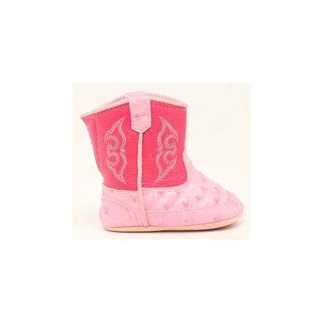 Blazin Roxx Kinsley Baby Bucker - Infant Girls, Pink