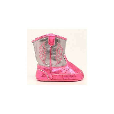 Blazin Roxx Jabrie Baby Bucker - Infant Girls, Hot Pink