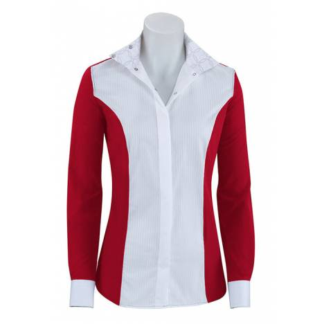 RJ Classics Prestige Linden Show Shirt - Ladies - Red