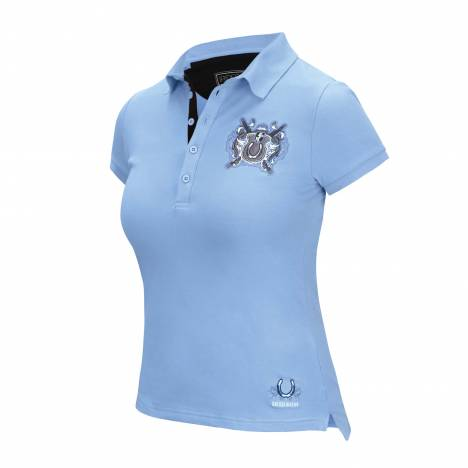 Irideon Royal Crest Polo-Ladies