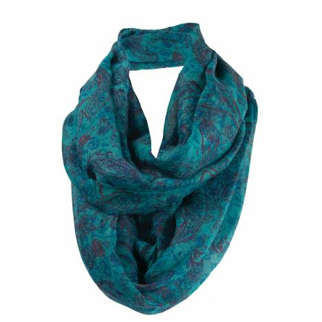 Noble Equestrian Infinity Scarf